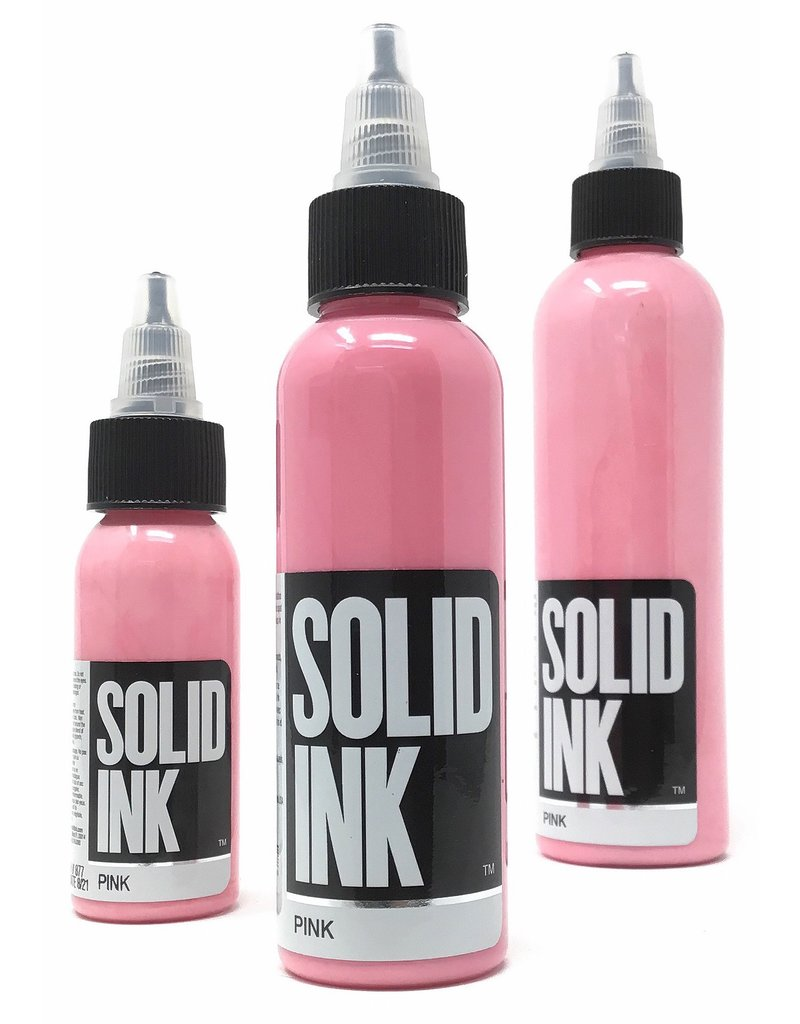 Solid Ink Solid Ink Pink