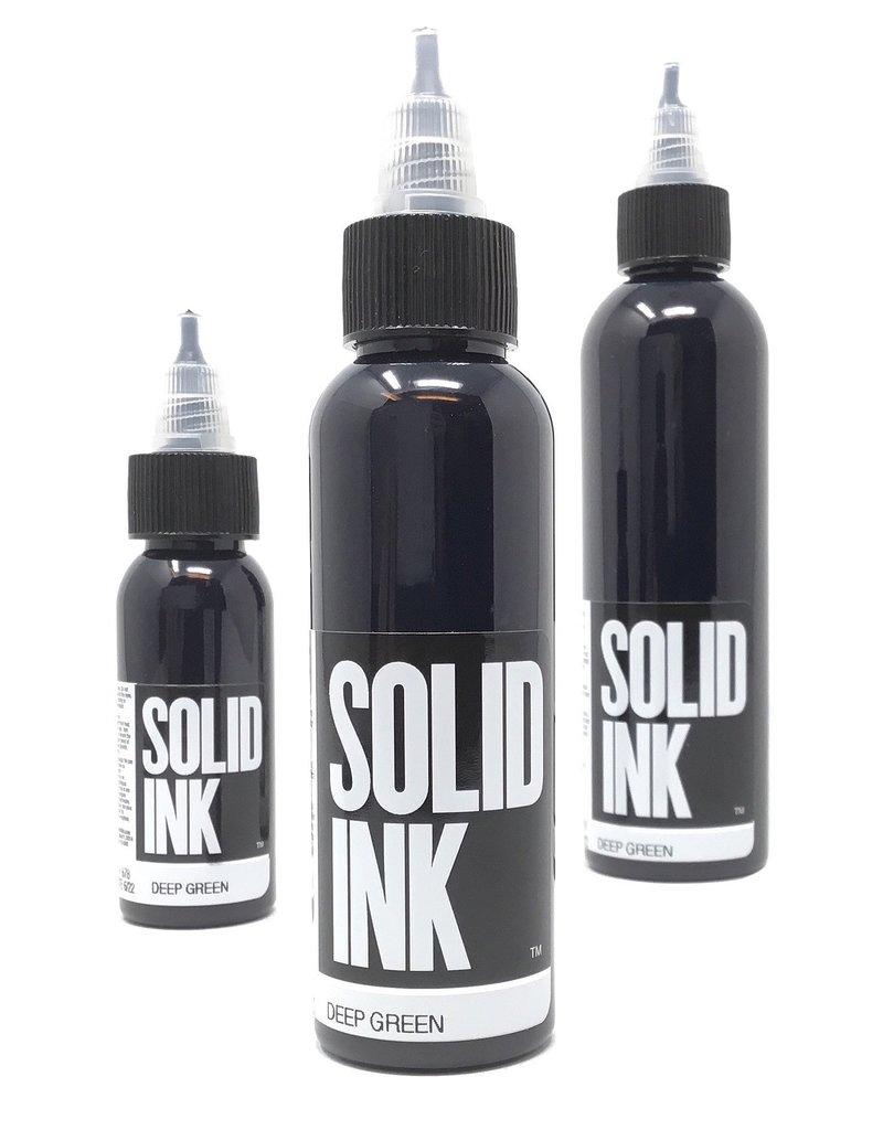 Solid Ink Solid Ink Deep Green