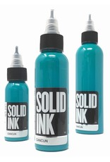 Solid Ink Solid Ink Cancun Blue