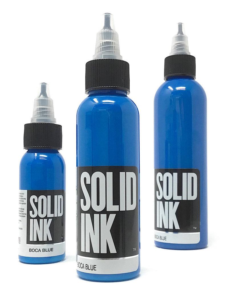 Solid Ink Solid Ink Boca Blue