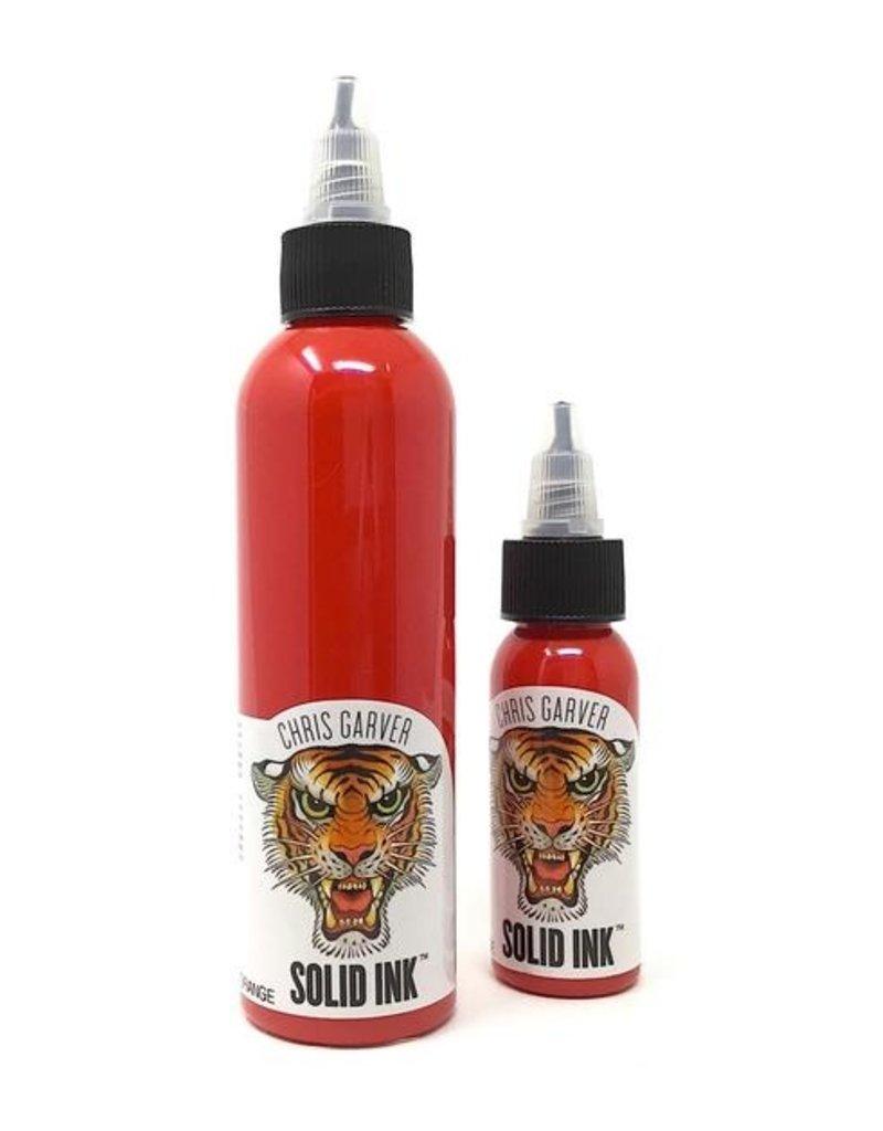 Solid Ink Solid Ink Chris Garver Blood Orange