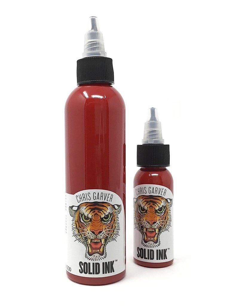Solid Ink Solid Ink Chris Garver Tiger Blood