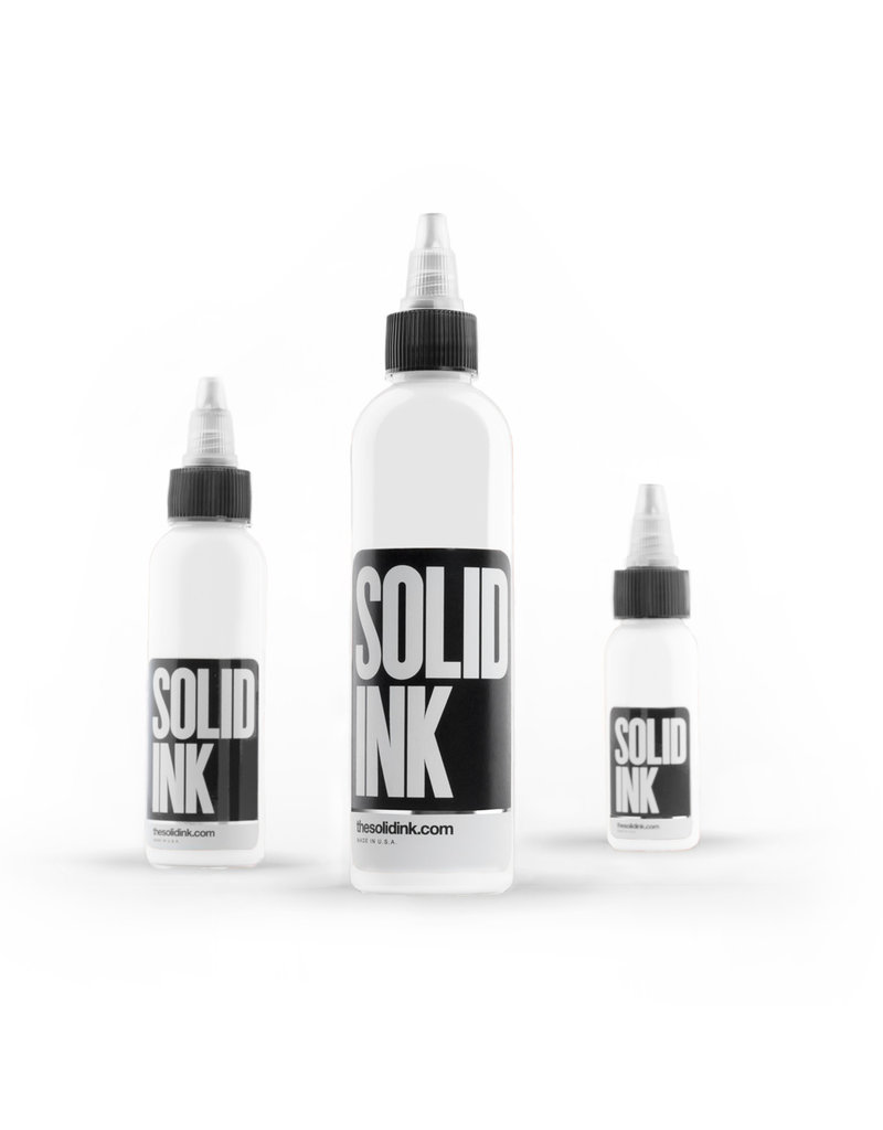 Solid Ink Solid Ink Mixing White
