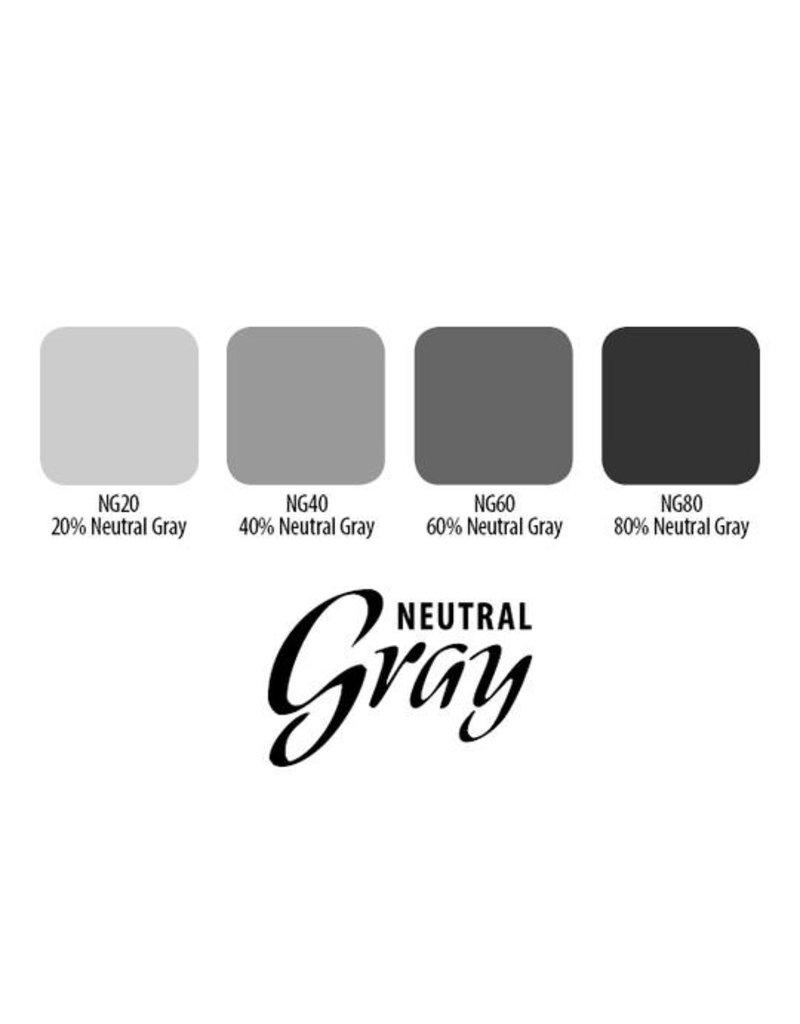 Eternal Tattoo Supply Eternal Neutral Opaque Gray Set