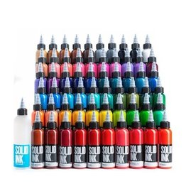 Solid Ink Solid Ink 60 Colors Mega Set