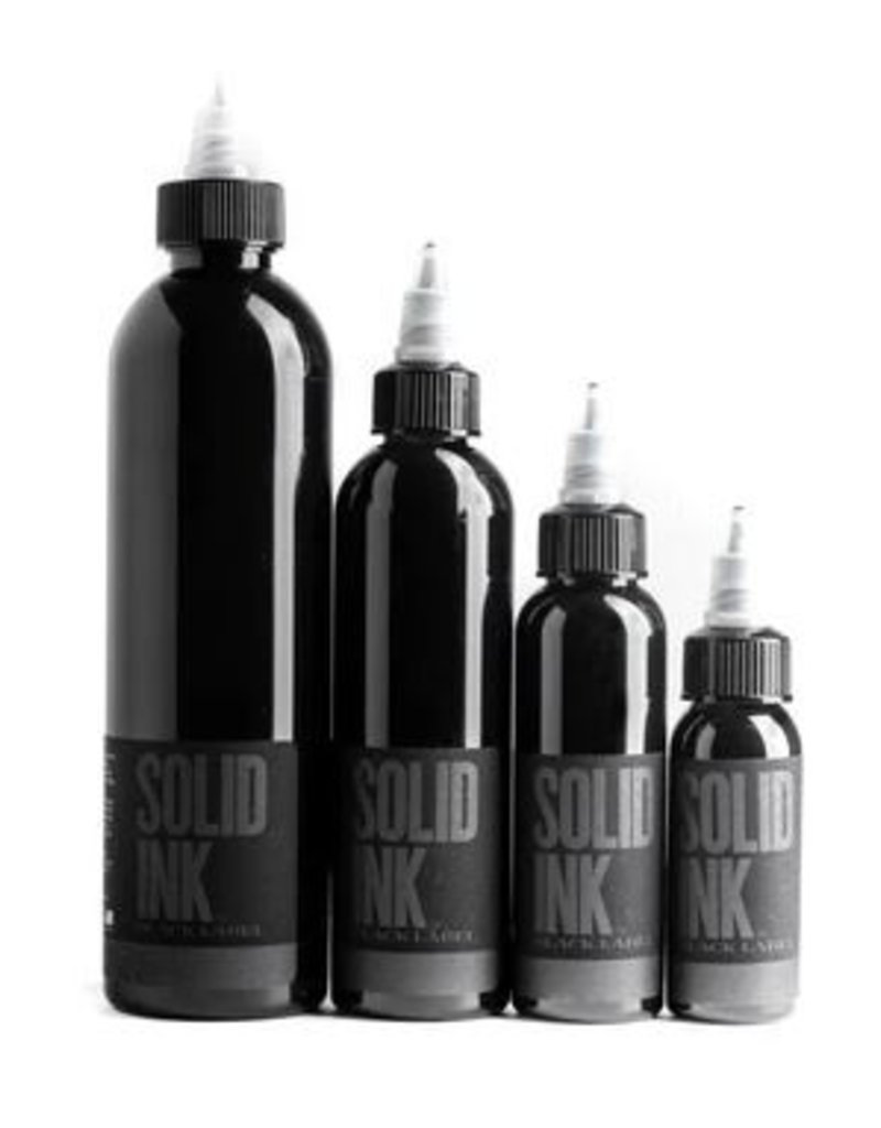 Solid Ink Solid Ink Black Label Grey Wash Dark