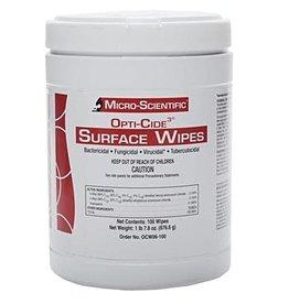 Opticide Wipes single