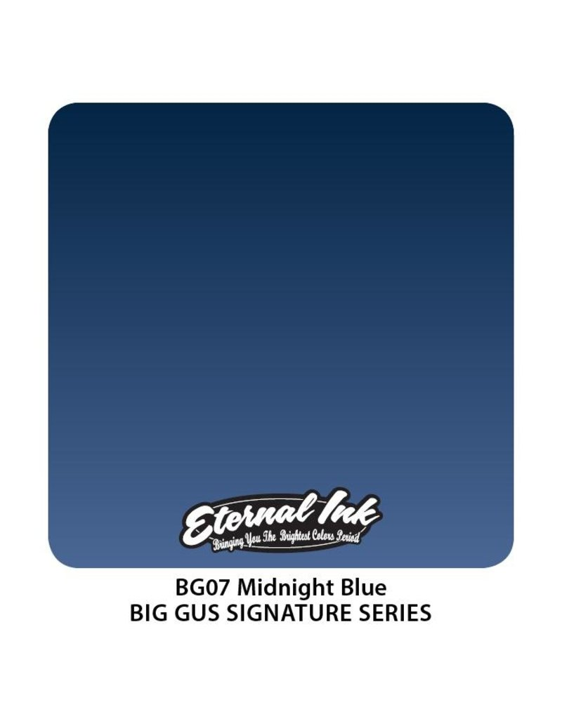 Eternal Tattoo Supply Eternal Midnight Blue 1 oz Clearance