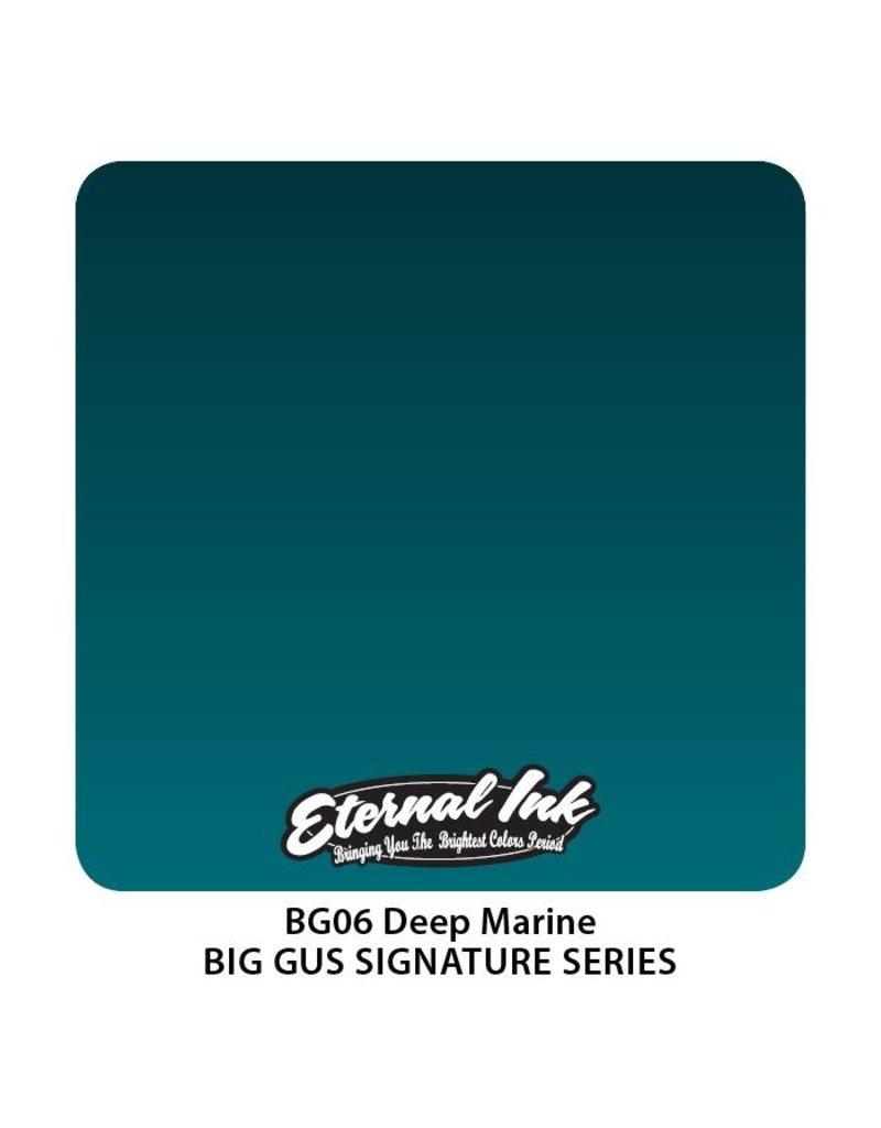 Eternal Tattoo Supply Eternal Deep Marine 1 oz Clearance