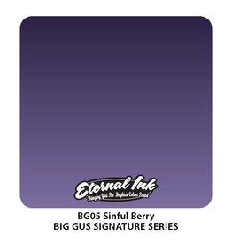 Eternal Tattoo Supply Eternal Sinful Berry 1 oz Clearance