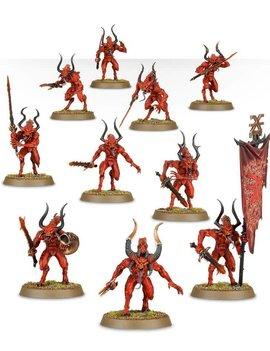 Daemons of Khornes Bloodletters