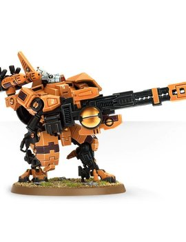 T'au Empire: XV88 Broadside Battlesuit
