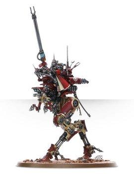 Adeptus Mechanicus: Ironstrider