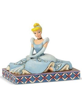 Disney Traditions Cinderella Personality Pose Be Charming Statue by Jim Shore