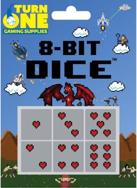 8-Bit Dice: Hearts
