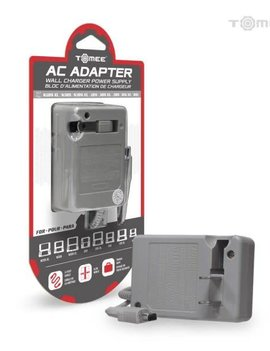 TOMEE AC Adapter for 3DS/2DS/DSi