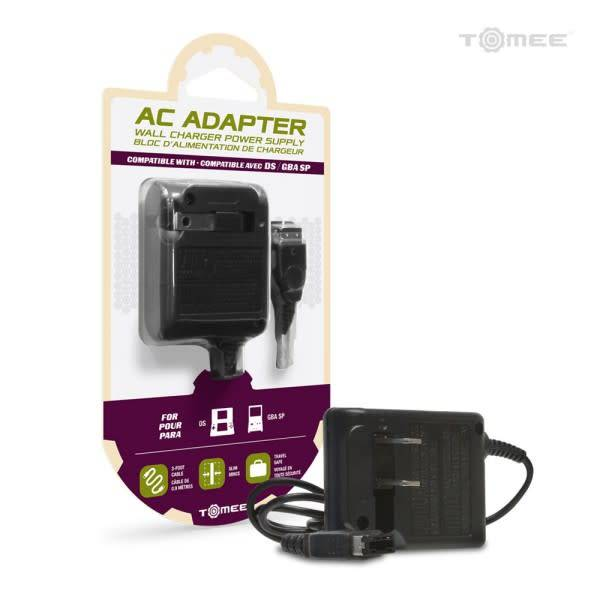AC Adapter for Nintendo DS/Game Boy Advance SP - Tomee