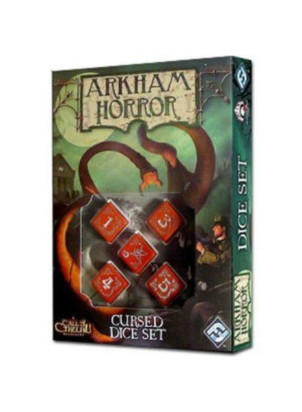 Arkham Horror Cursed Dice