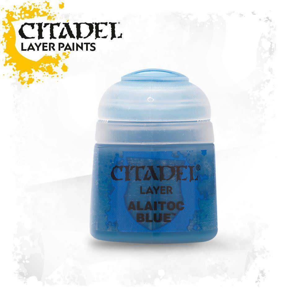 Citadel Paint Layer: Alaitoc Blue
