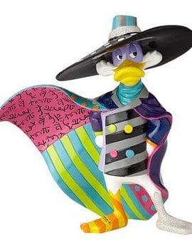 Disney Darkwing Duck Statue by Romero Britto