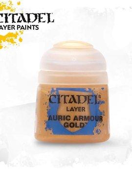 Citadel Paint Layer: Auric Armour Gold