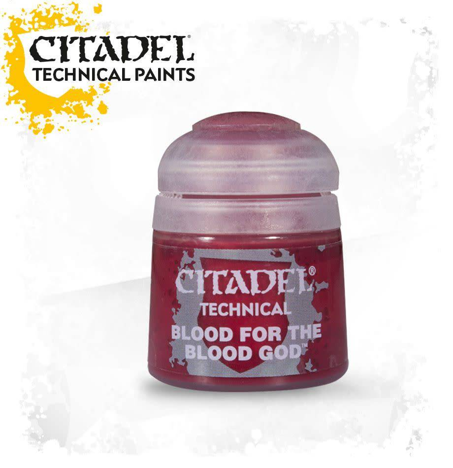 Citadel Paint Technical: Blood for the Blood God