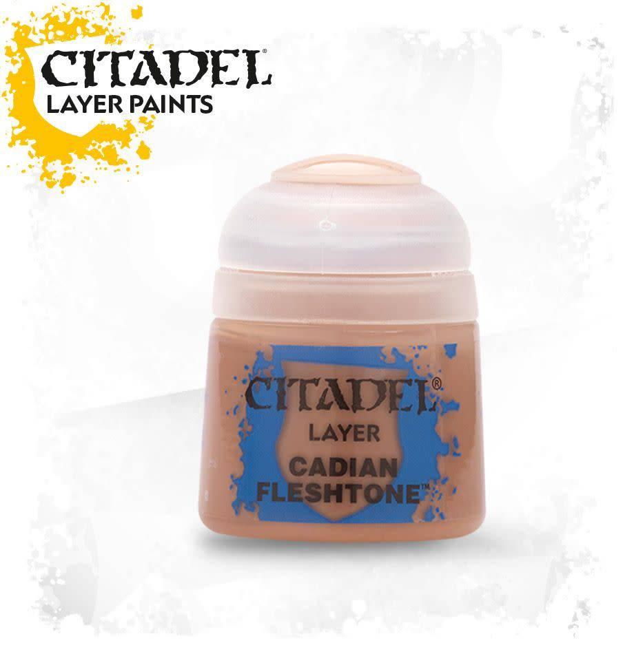Games Workshop Citadel Paint Layer: Cadian Fleshtone