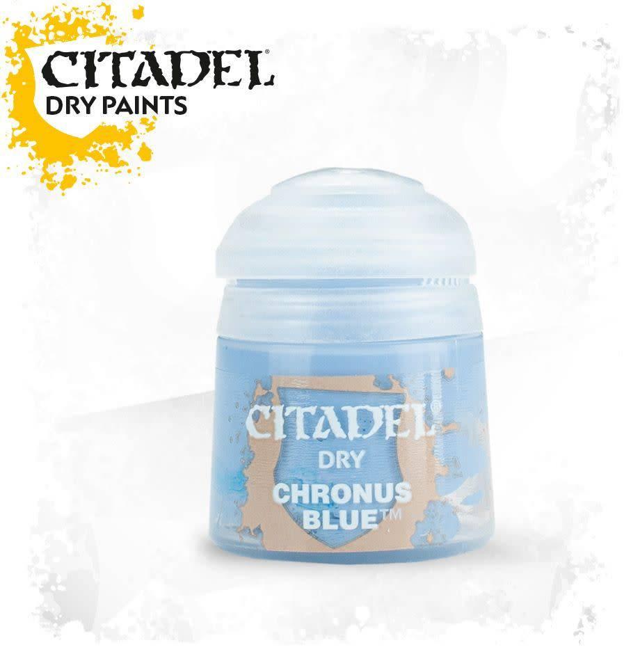Citadel Paint Dry: Chronus Blue
