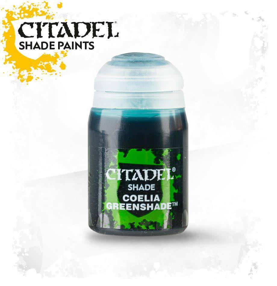 Citadel Paint Shade: Coelia Greenshade