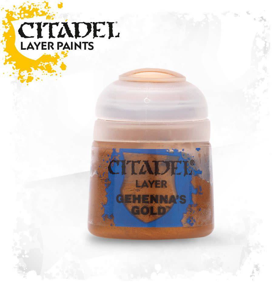 Citadel Paint Layer: Gehenna's Gold