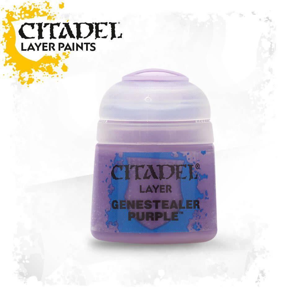Citadel Paint Layer: Genestealer Purple