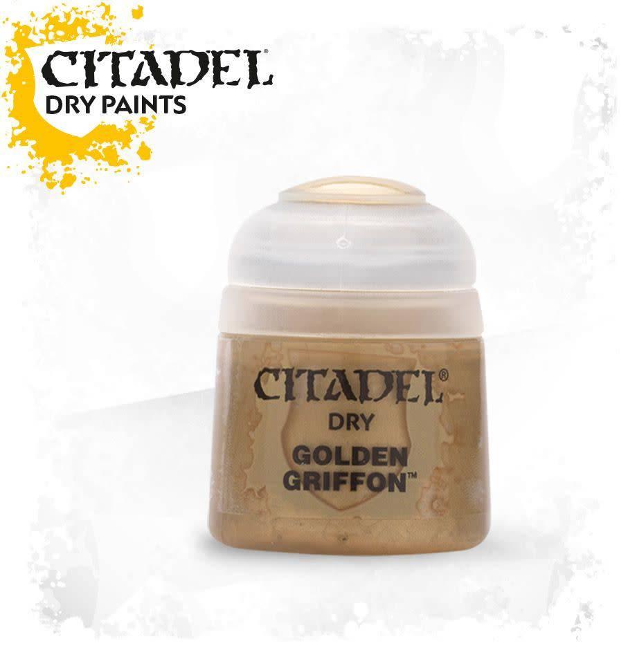 Citadel Paint Dry: Golden Griffon
