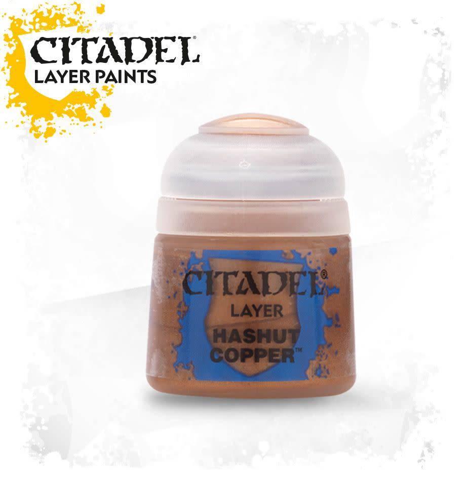 Citadel Paint Layer: Hashut Copper