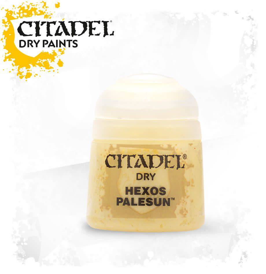 Citadel Paint Dry: Hexos Palesun