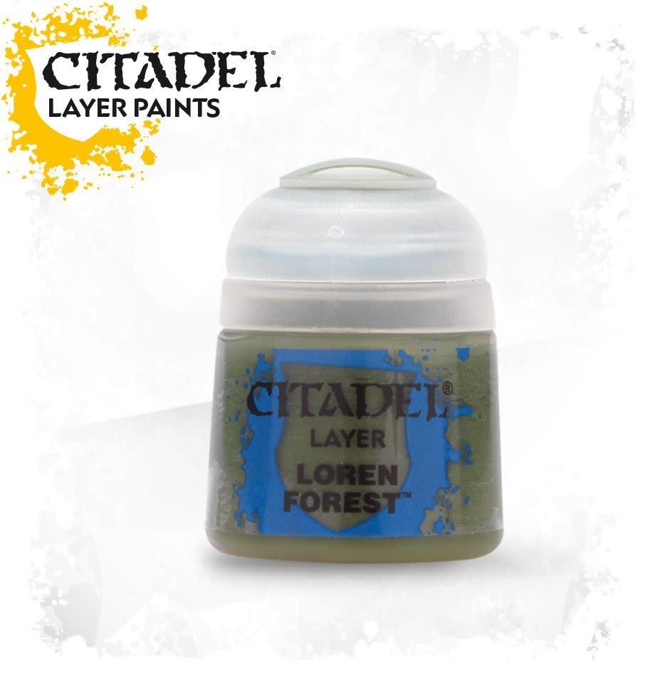 Citadel Paint Layer: Loren Forest