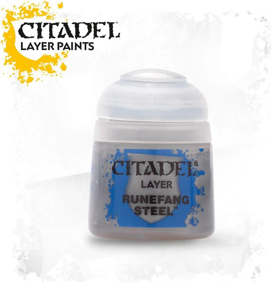 Citadel Paint Layer: Runefang Steel