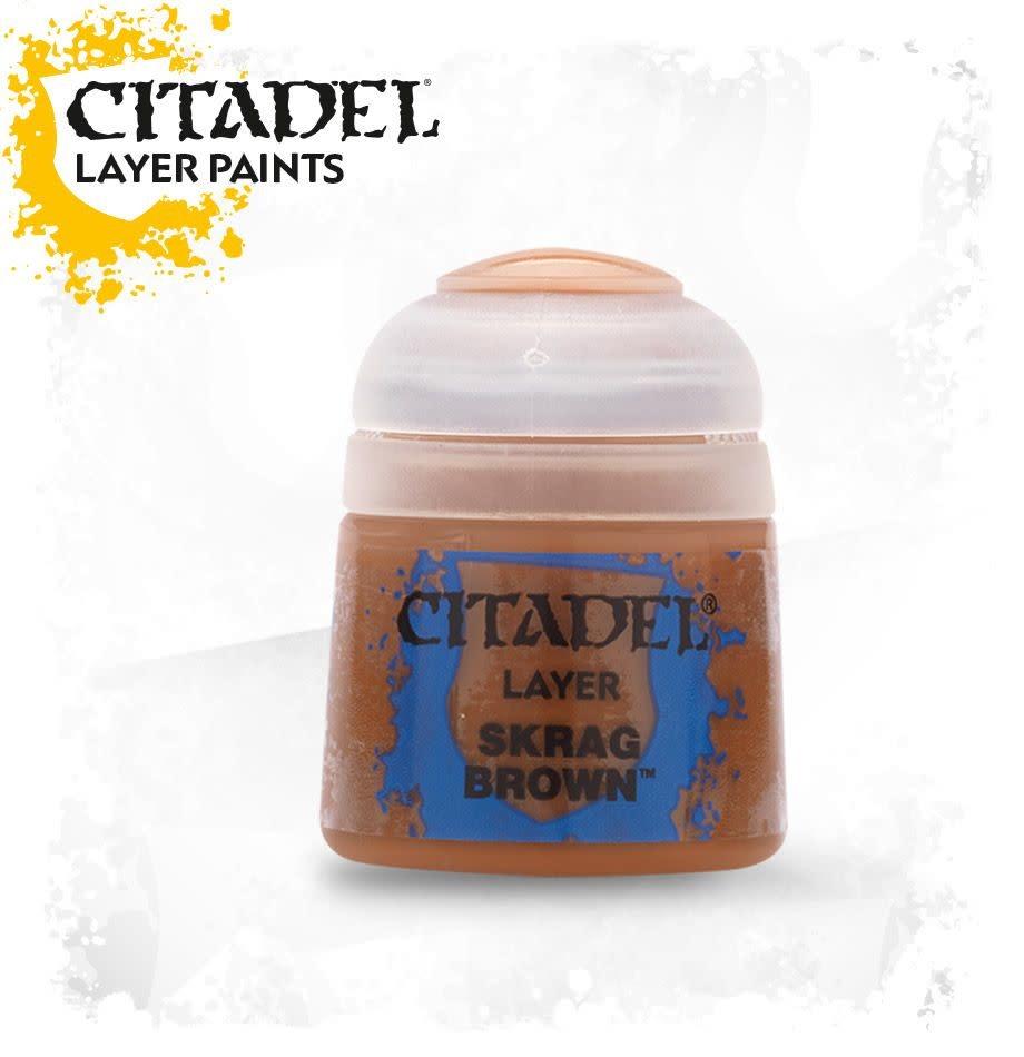 Citadel Paint Layer: Skrag Brown