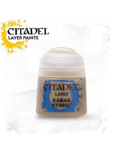 Games Workshop Citadel Paint Layer: Karak Stone