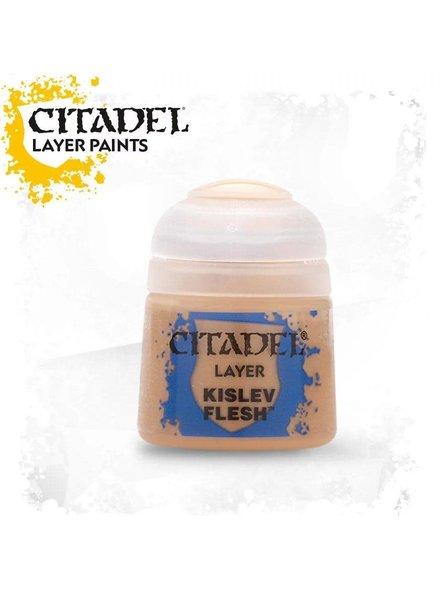 Games Workshop Citadel Paint Layer: Kislev Flesh