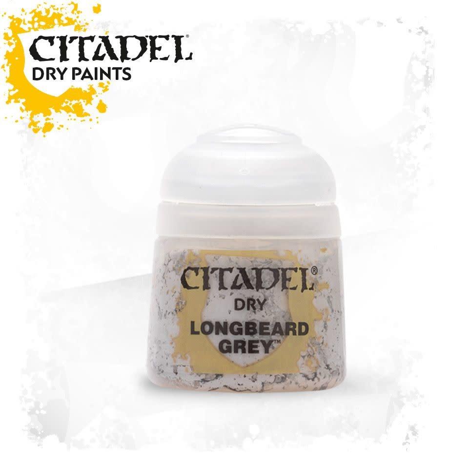 Citadel Paint Dry: Longbeard Grey
