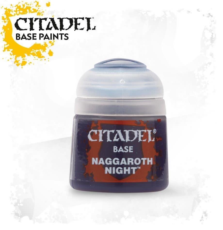 Citadel Paint Base: Naggaroth Night