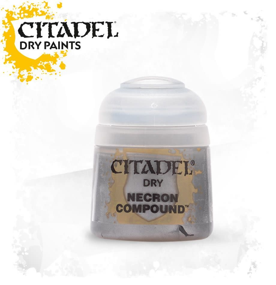 Citadel Paint Dry: Necron Compound
