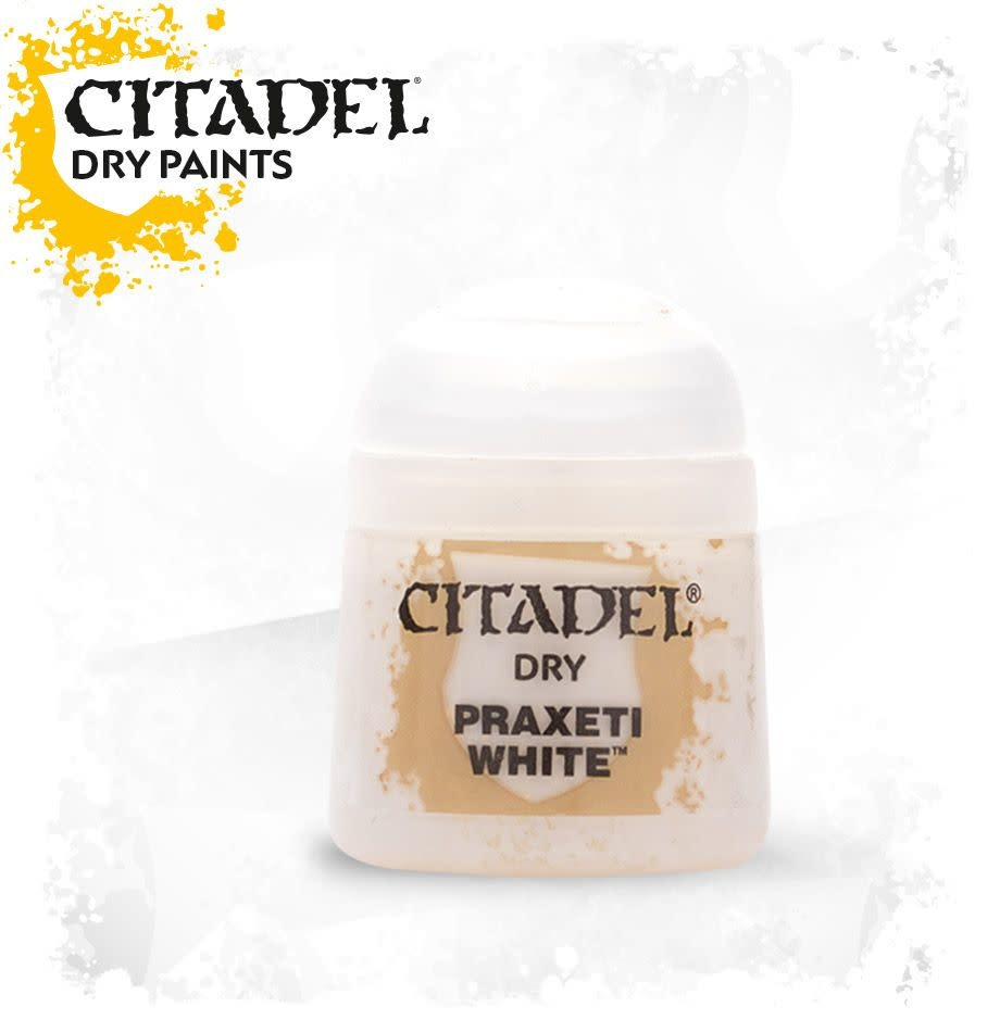 Citadel Paint Dry: Praxeti White