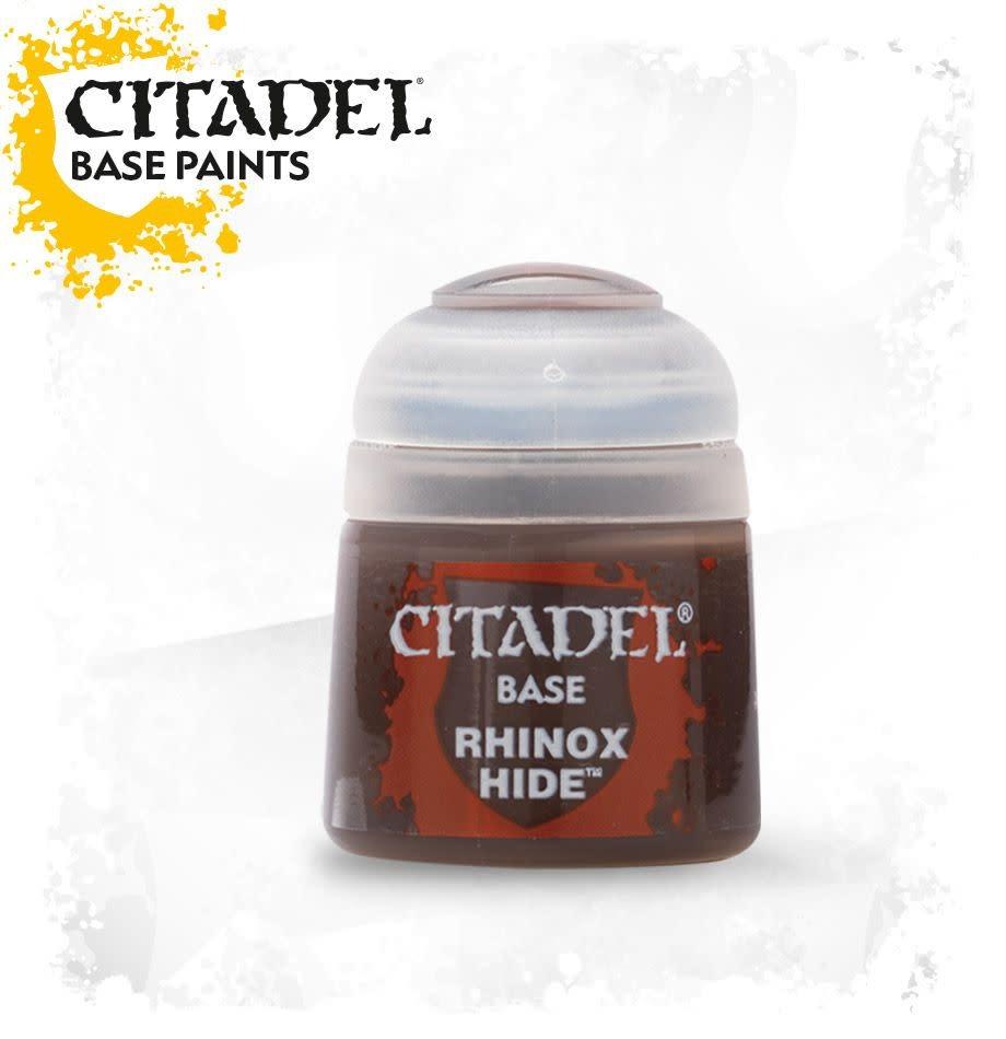 Citadel Paint Base: Rhinox Hide