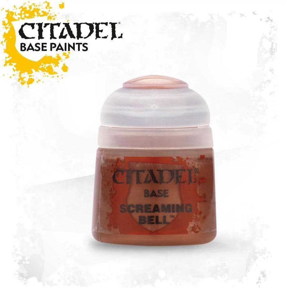Citadel Paint Base: Screaming Bell