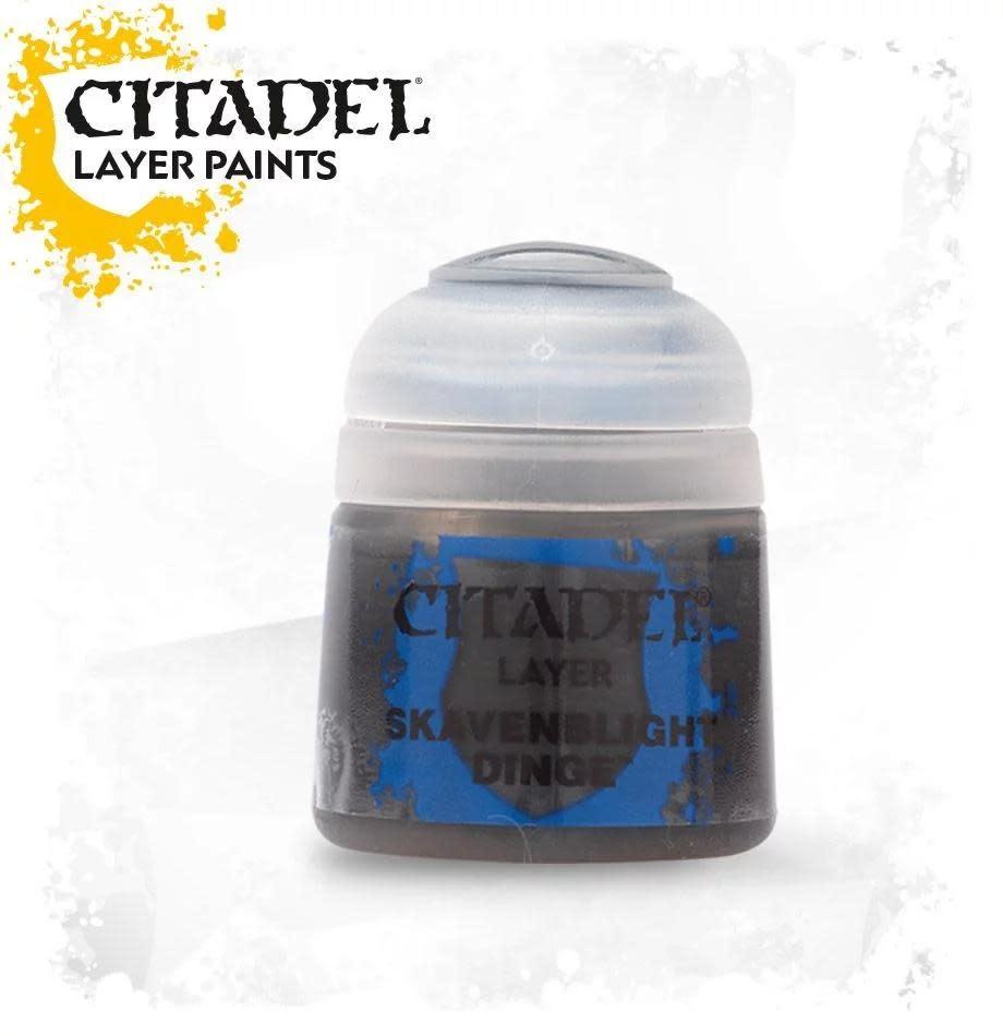 Citadel Paint Layer: Skavenblight Dinge