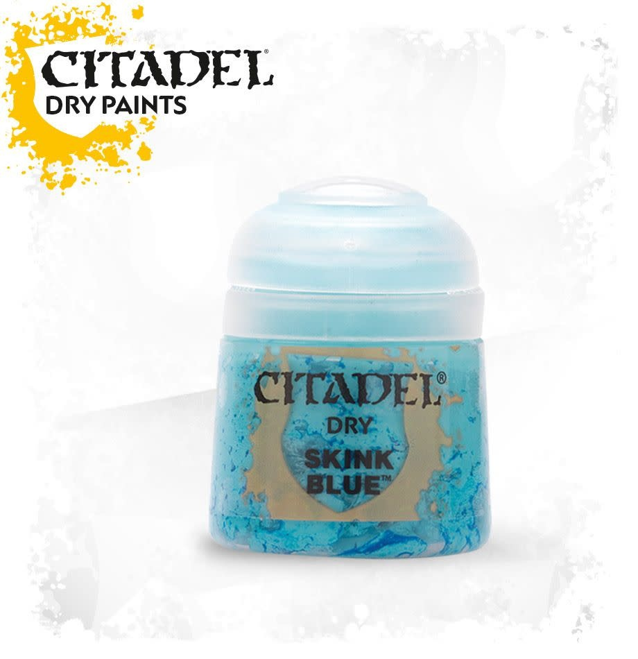 Citadel Paint Dry: Skink Blue
