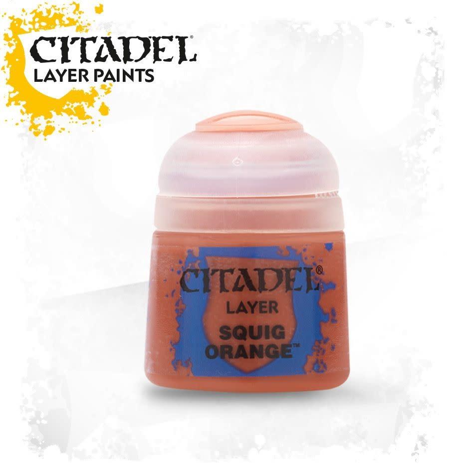 Citadel Paint Layer: Squig Orange