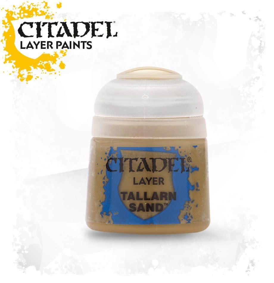 Citadel Paint Layer: Tallarn Sand