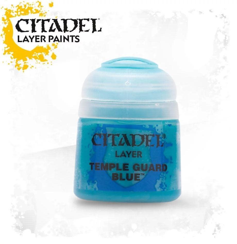 Citadel Paint Layer: Temple Guard Blue